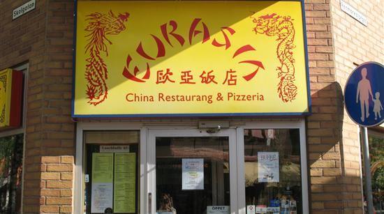 Restaurant Eurasia