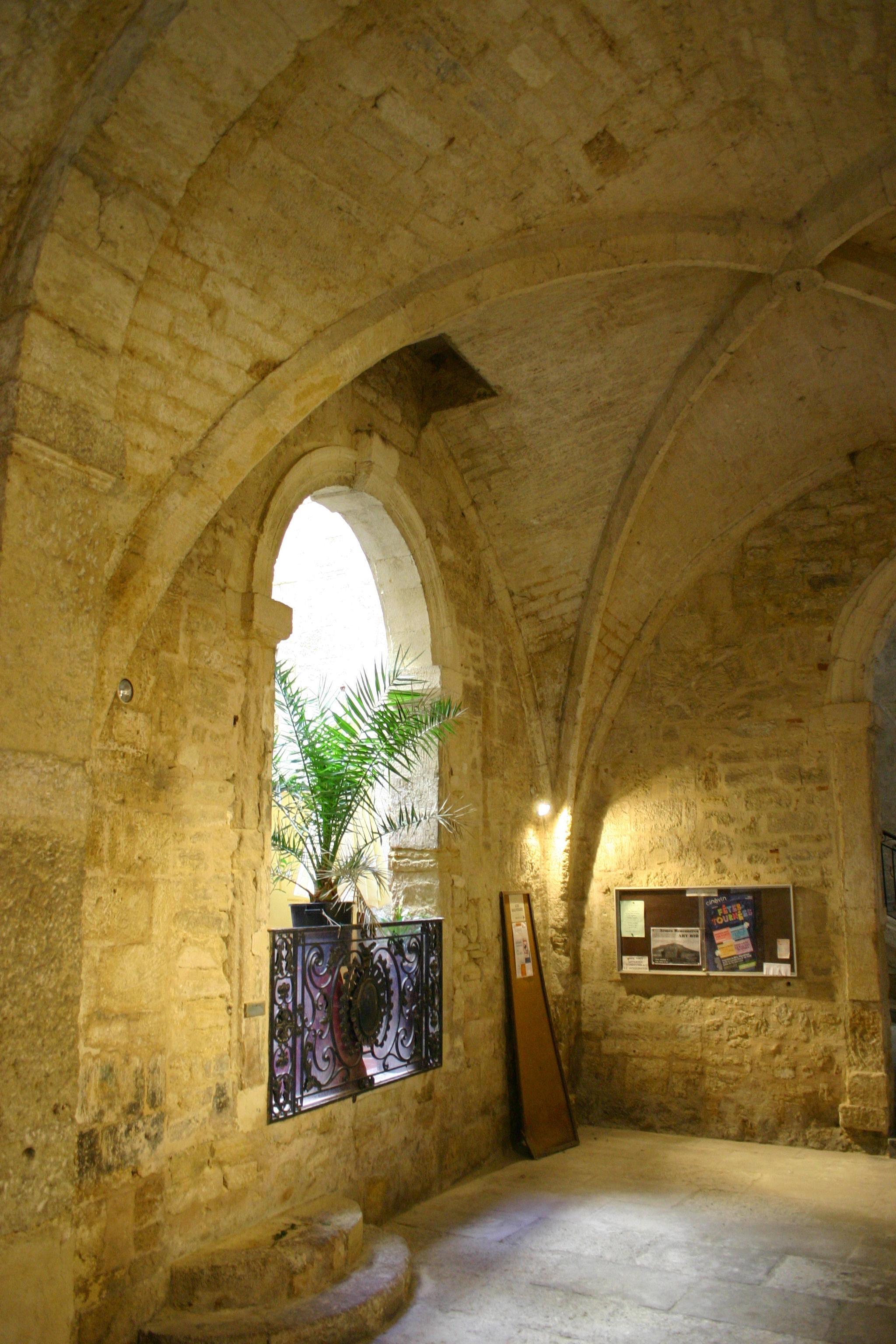"""Visite en anglais de Montpellier : """"Private mansion courtyards"""""""