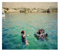 First Dive Experience