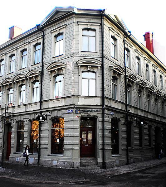 Sundsvall City, Hostel