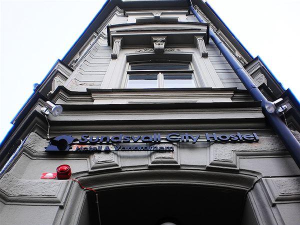 Sundsvall City, Gästehaus