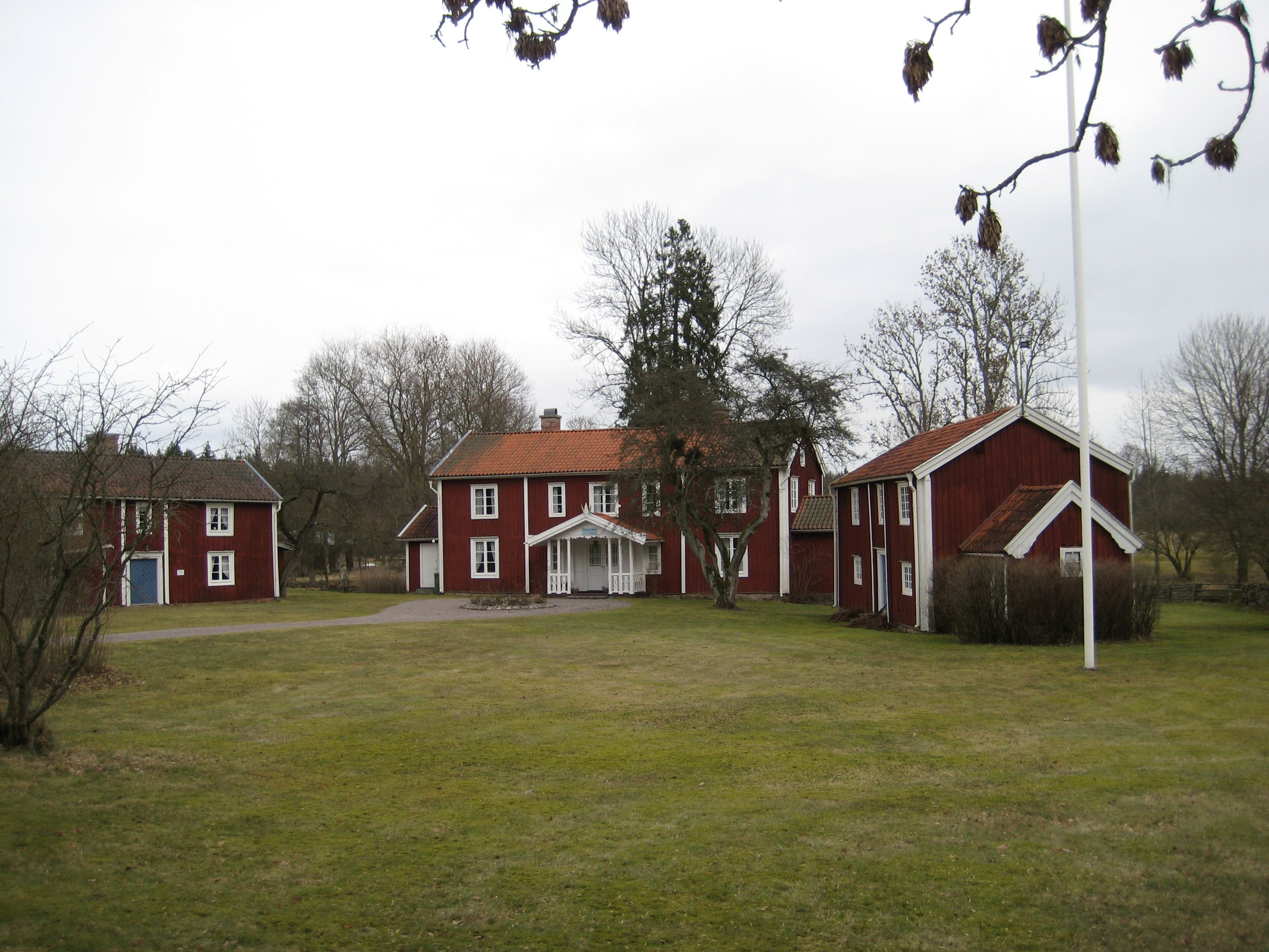 Rural Community Centre in Kristvalla