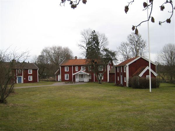 Heimatmuseum in Kristvalla