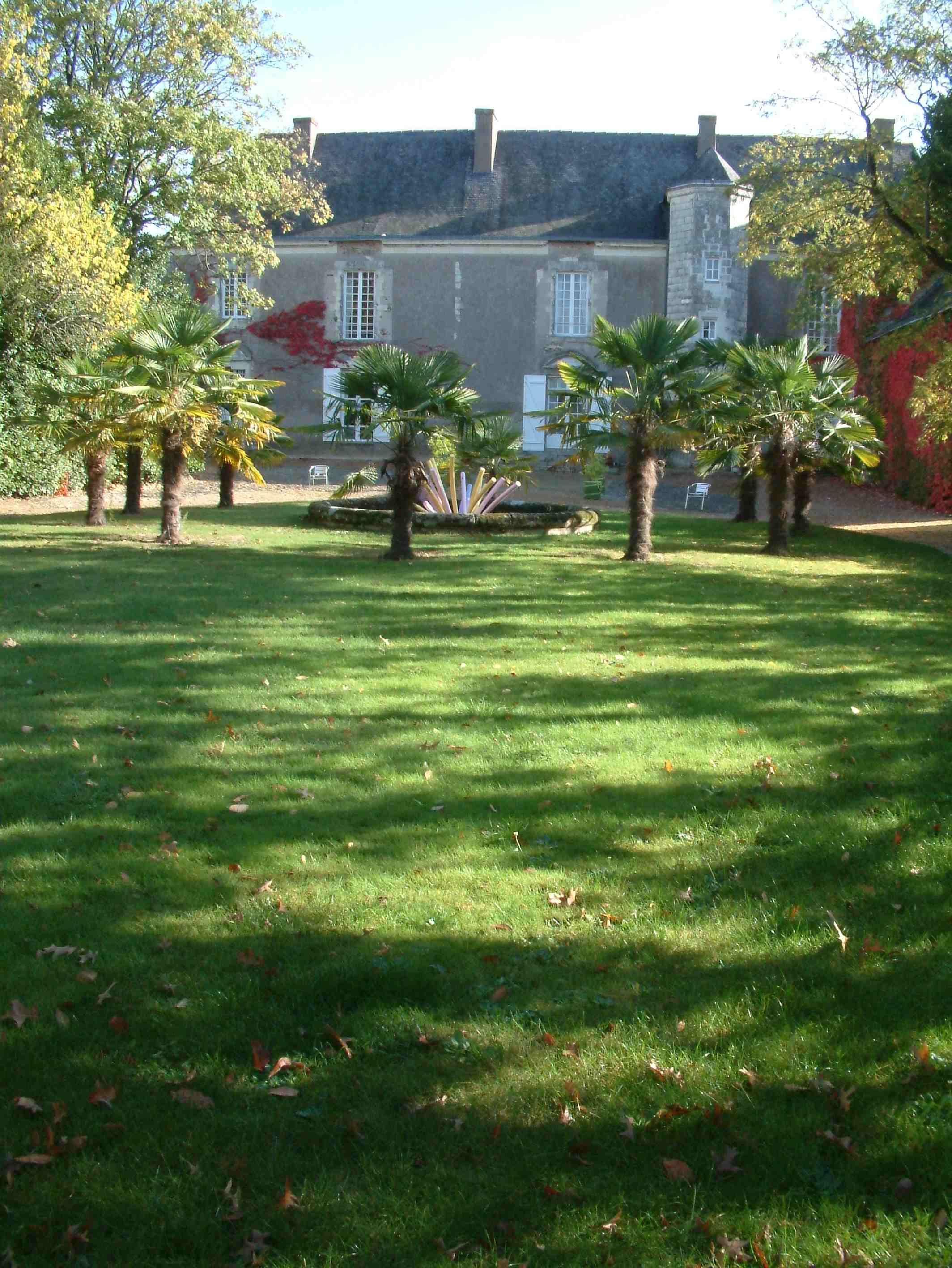 Château de Bois Briand (3 épis)