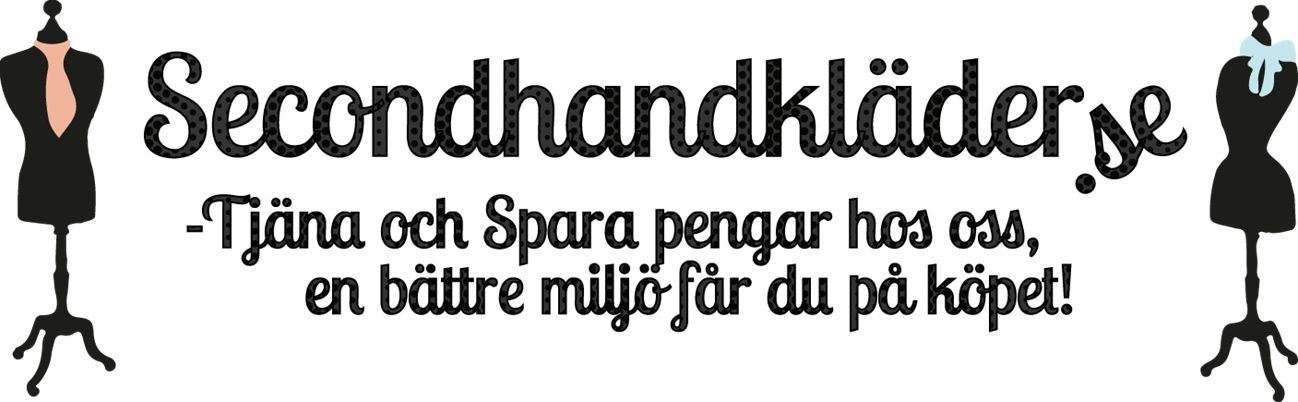 Secondhandkläder.se's butik
