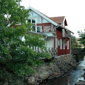 Slussens Pensionat, Henån