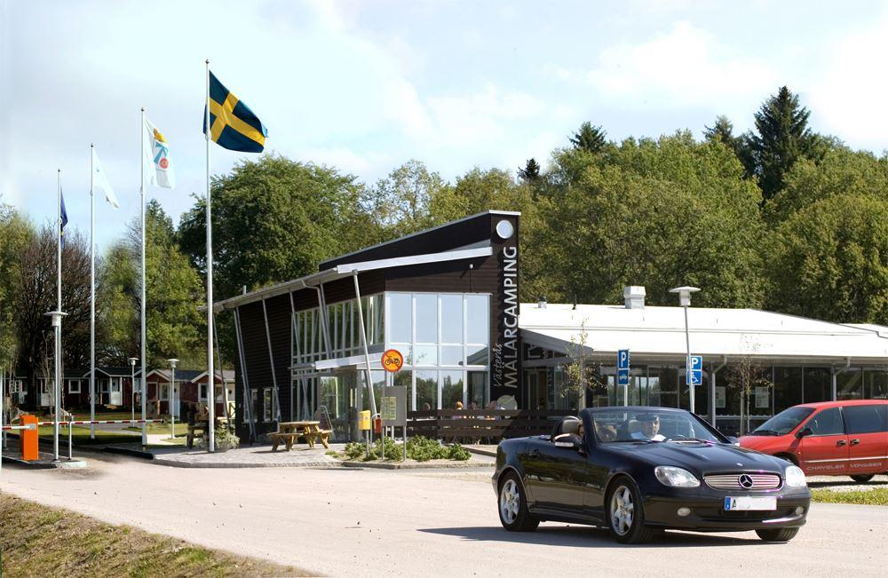 Västerås Mälarcamping / Stugor