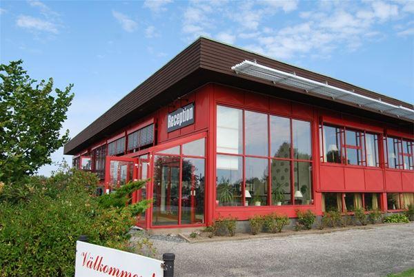 Falkenberg/Falkberget, Hotel & Hostel