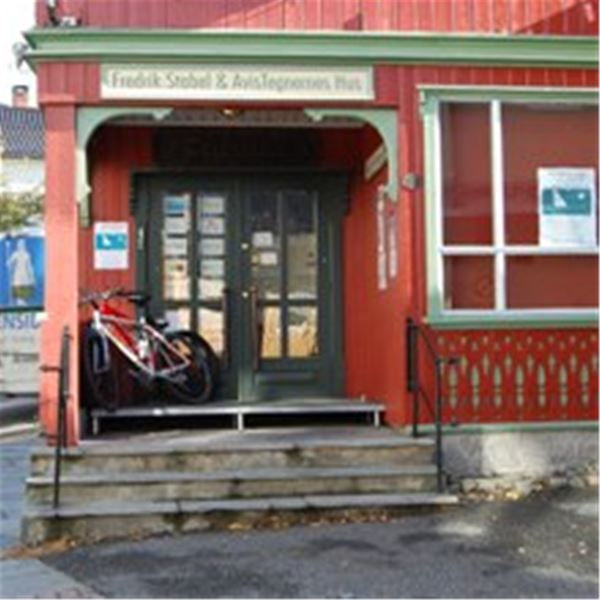 AvistegnernesHus - The Newspaper Illustrators House - Drøbak