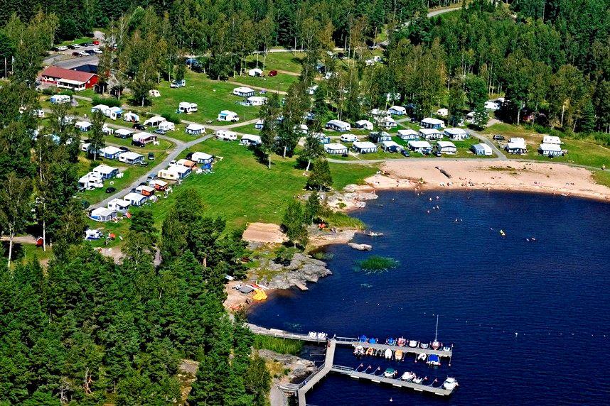 Duse Udde Camping/Ferienahäuser