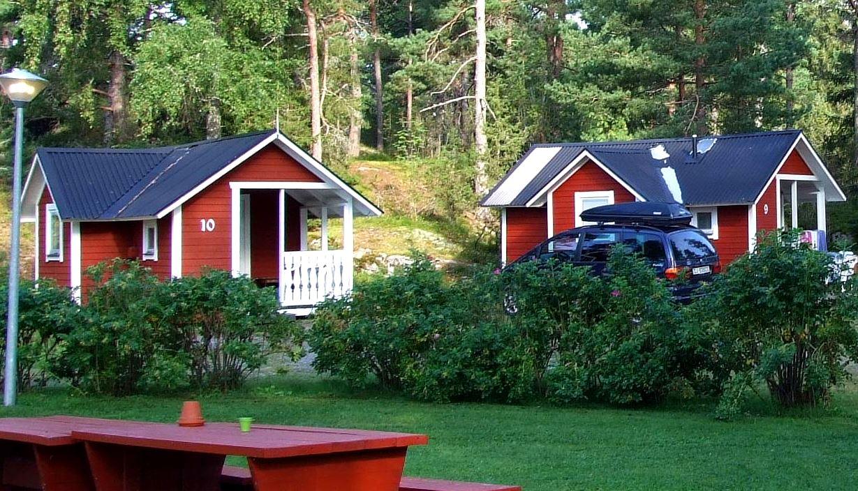 Duse Udde Camping/Stugor