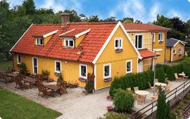 Helsingborg Hostel and B&B Nyckelbo i Laröd, SVIF
