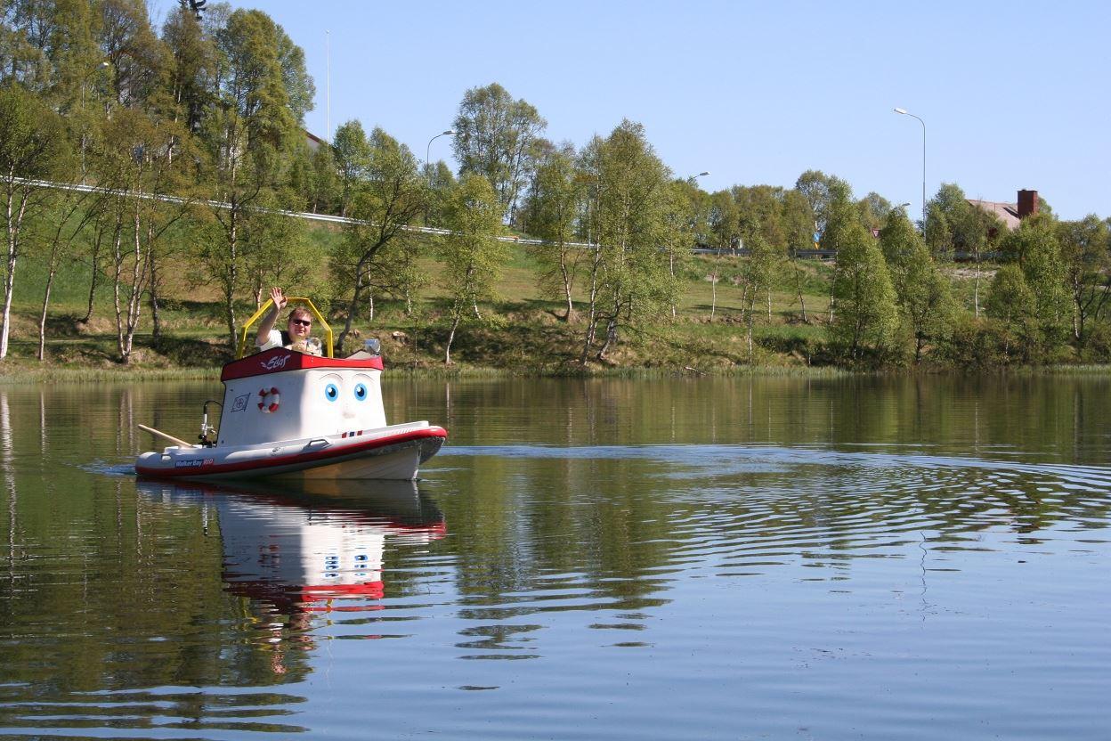 Doktortjønna outdoor recreation park and Femundsmarka National Park Centre