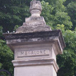 La Bastide et le parc de la Magalone
