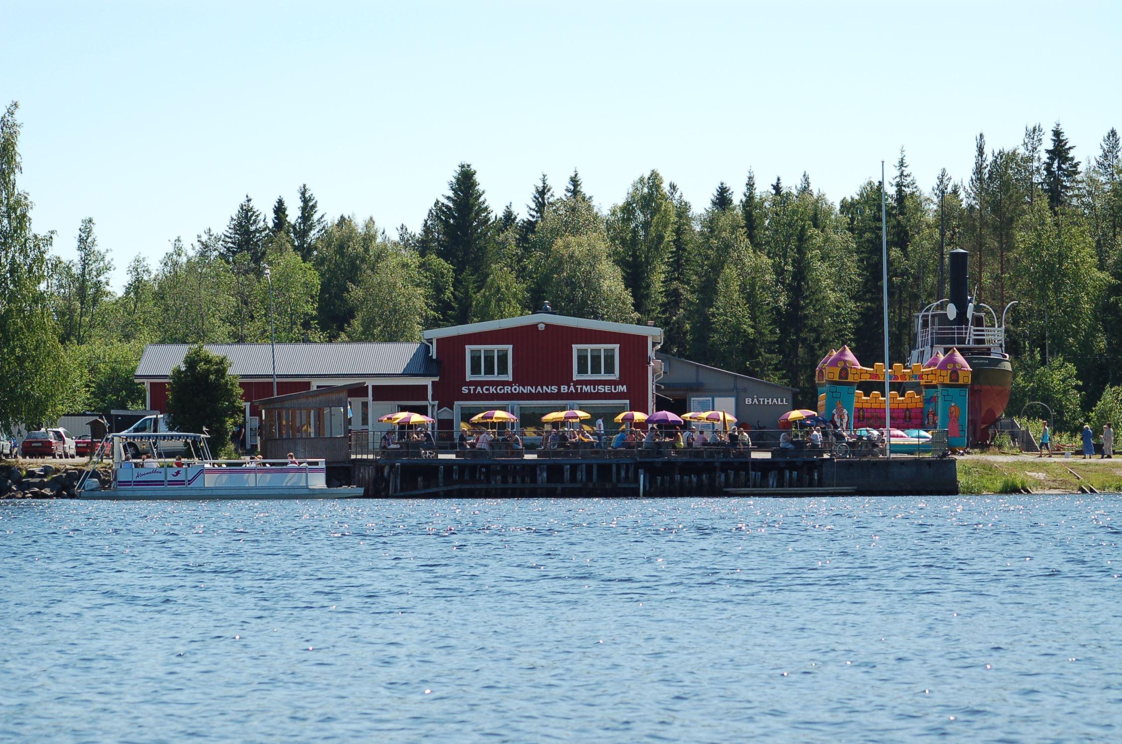 Stackgrönnans Boat Museum