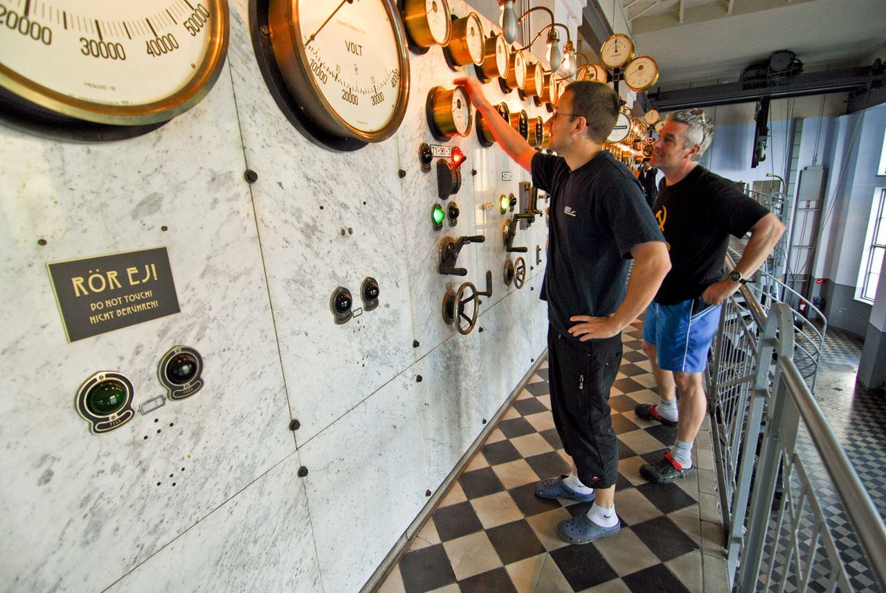 Finnfors Power Station Museum