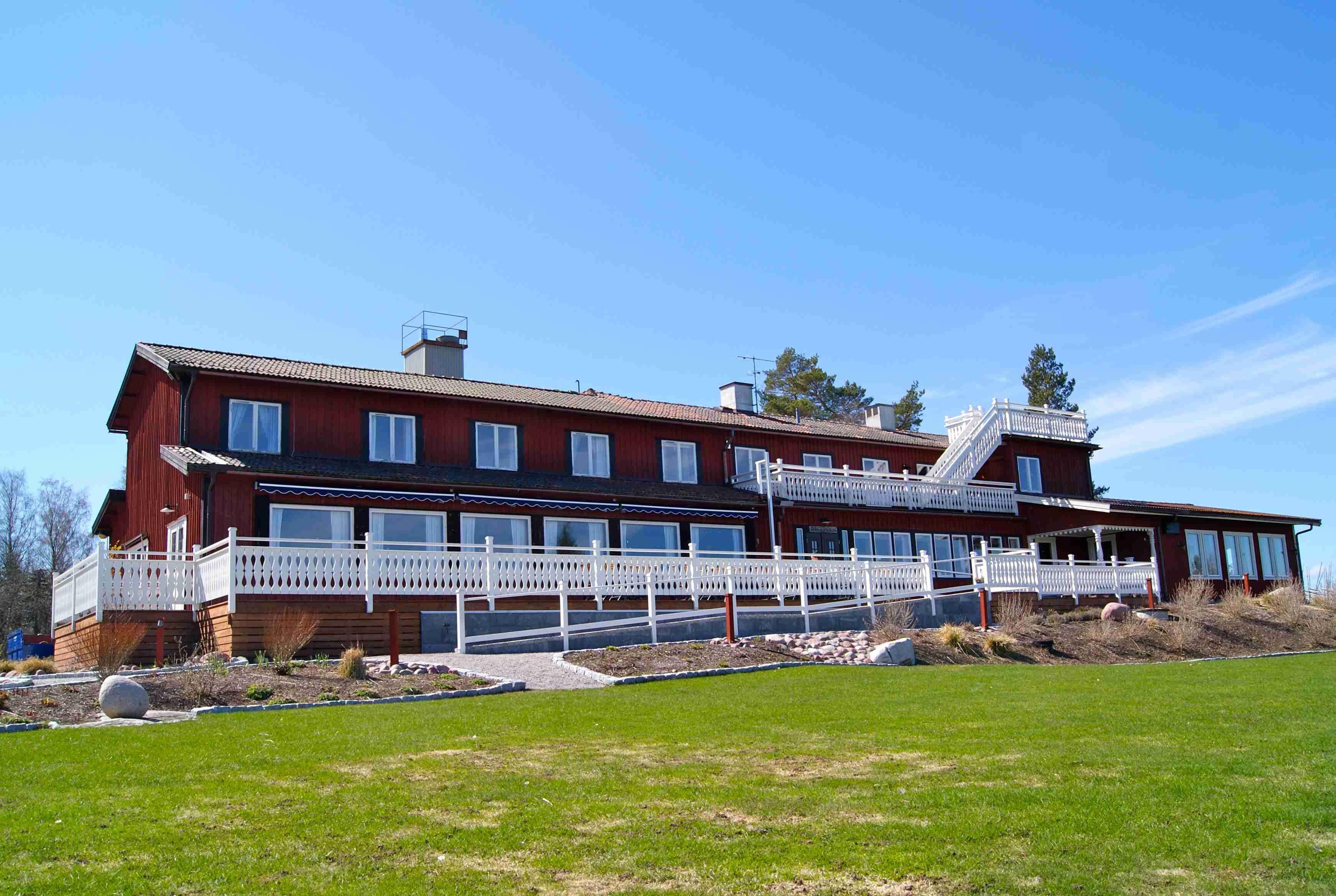 Villa Långbers, Tällberg