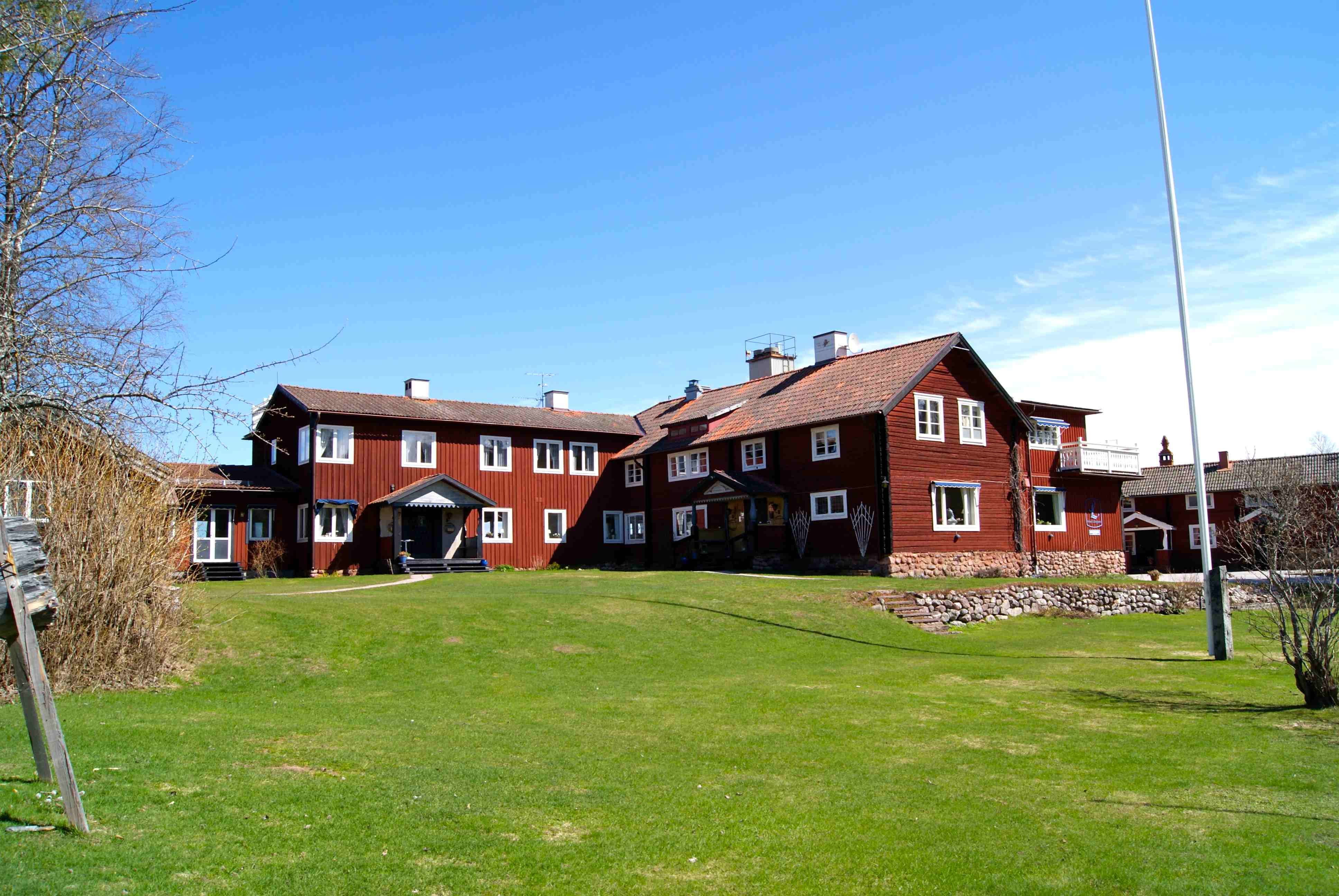 Hotel Villa Långbers, Tällberg