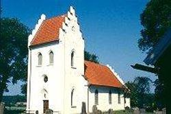 Kirche Sörby - Sörby kyrka