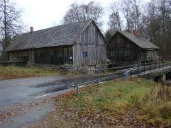 Gundrastorps mill/ Ekholms sawmill