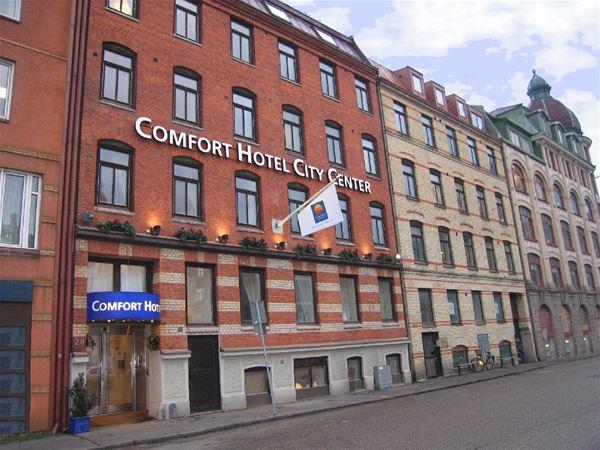 Comfort Hotel City Center