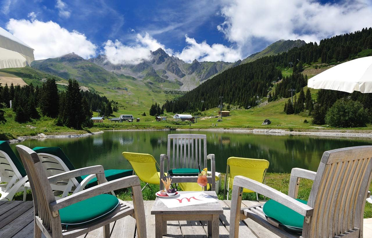 ОТЕЛЬ MERCURE COURCHEVEL (Меркюр Куршевеля)