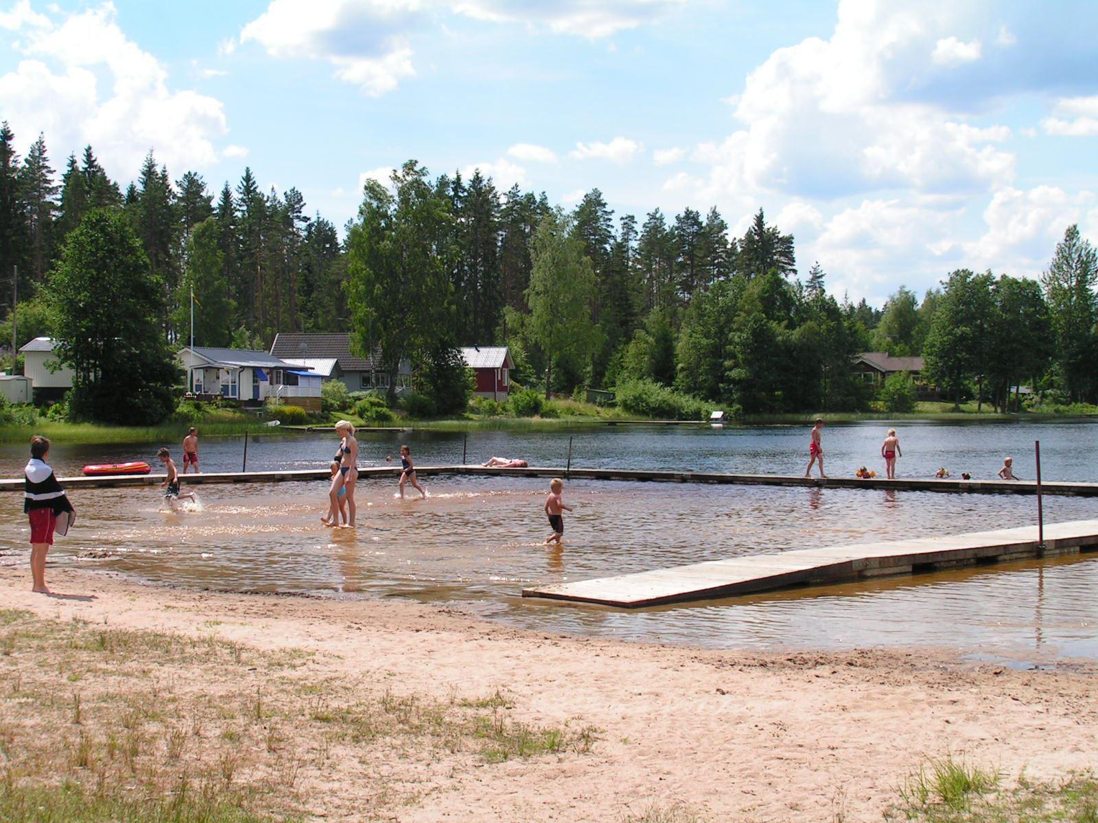 Gislaveds Kommun, Kyrksjöbadet
