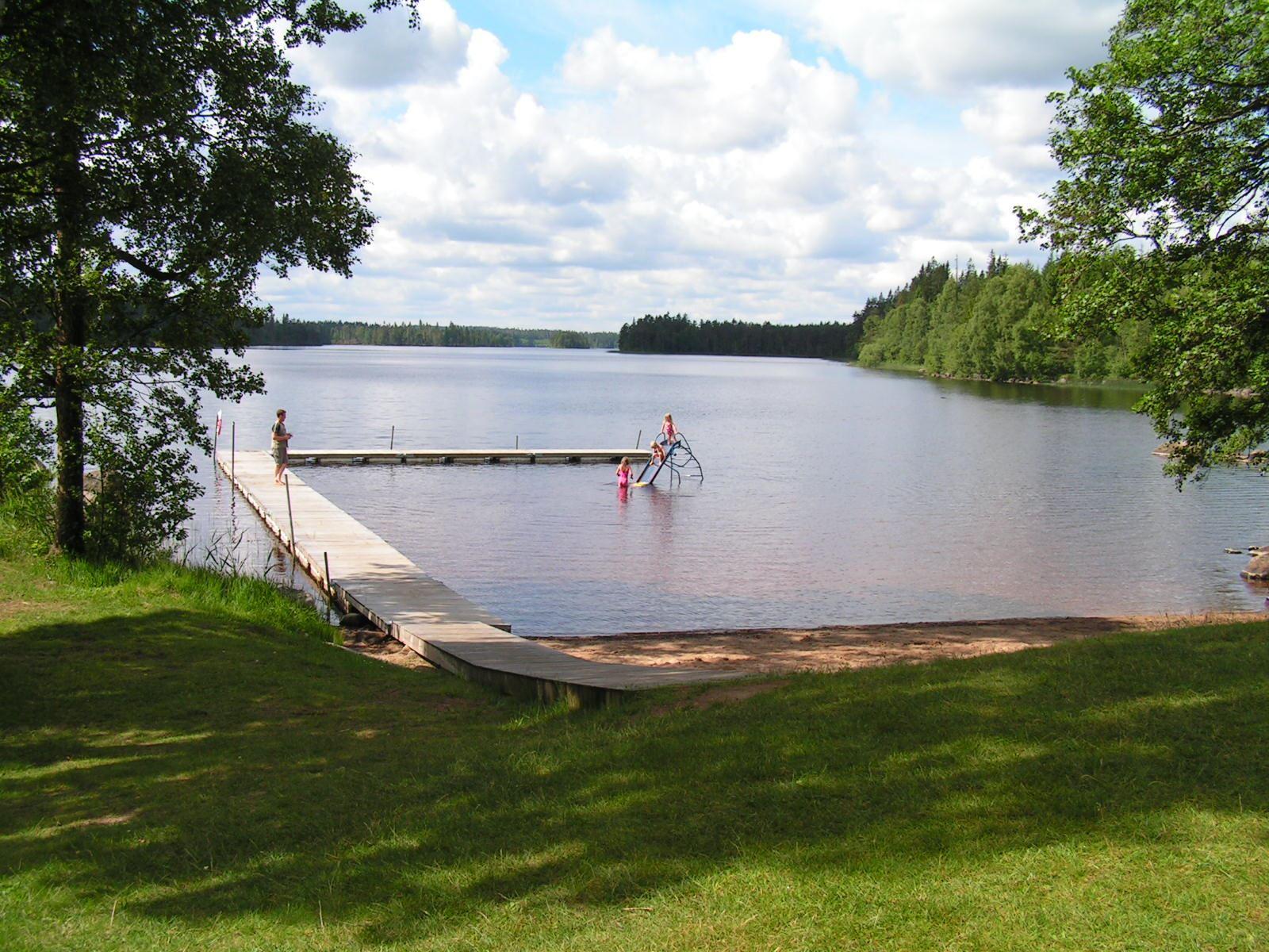 Gislaveds kommun, Örsjöns badplats