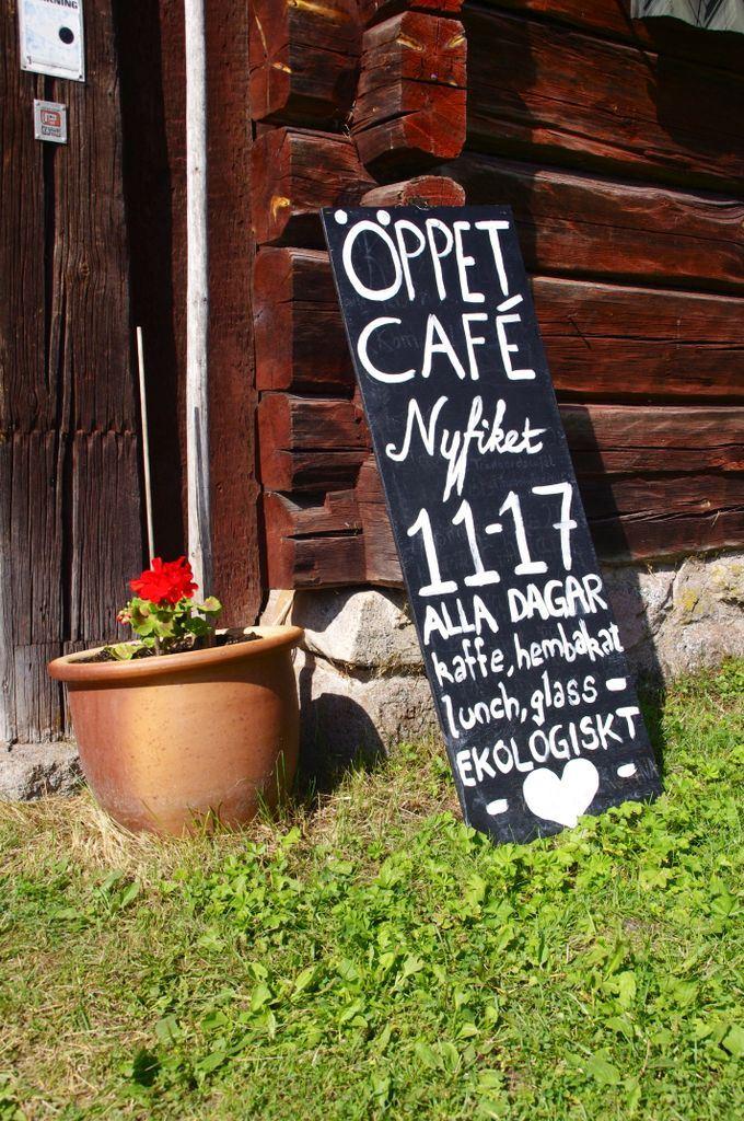 Gammelgården's Garden Café