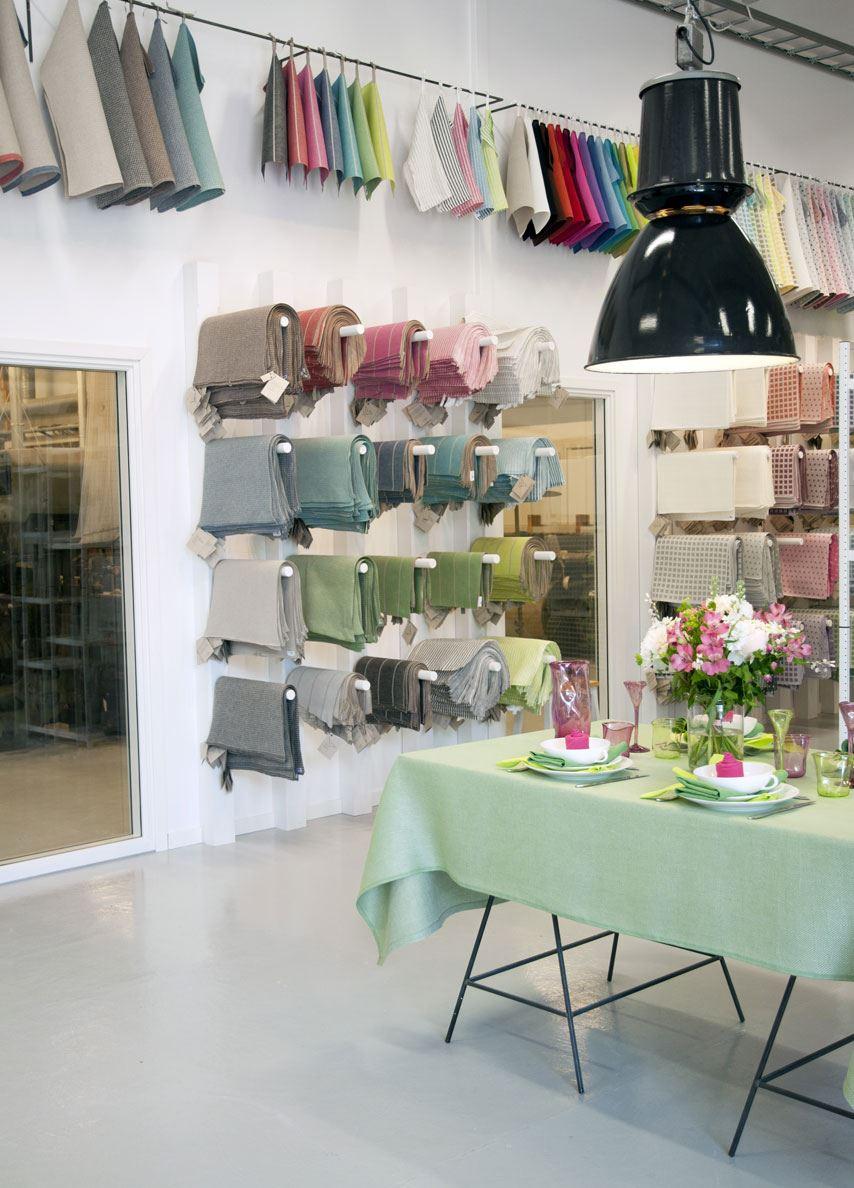 Växbo Lins Fabriksbutik
