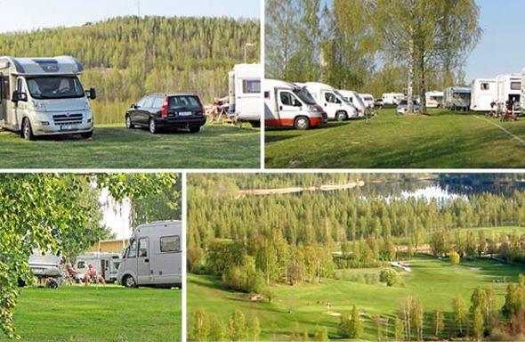 GolfCamp Kvarntorp, Kumla