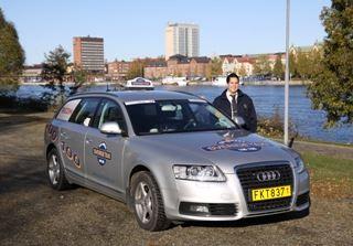 Sverige taxi