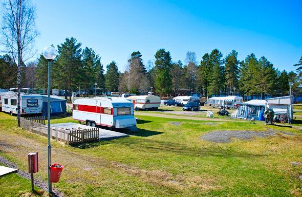 Tisarstrands camping & stugby
