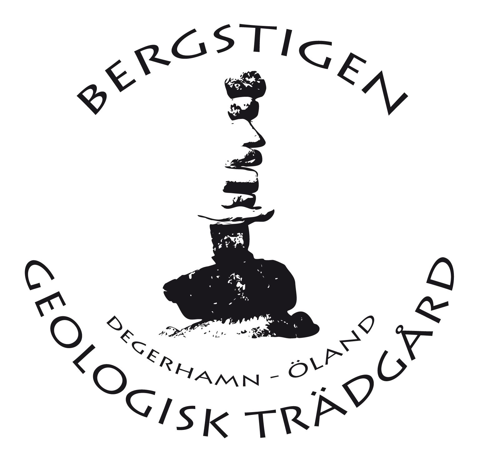 Geological garden and Bergstigen hiking trail