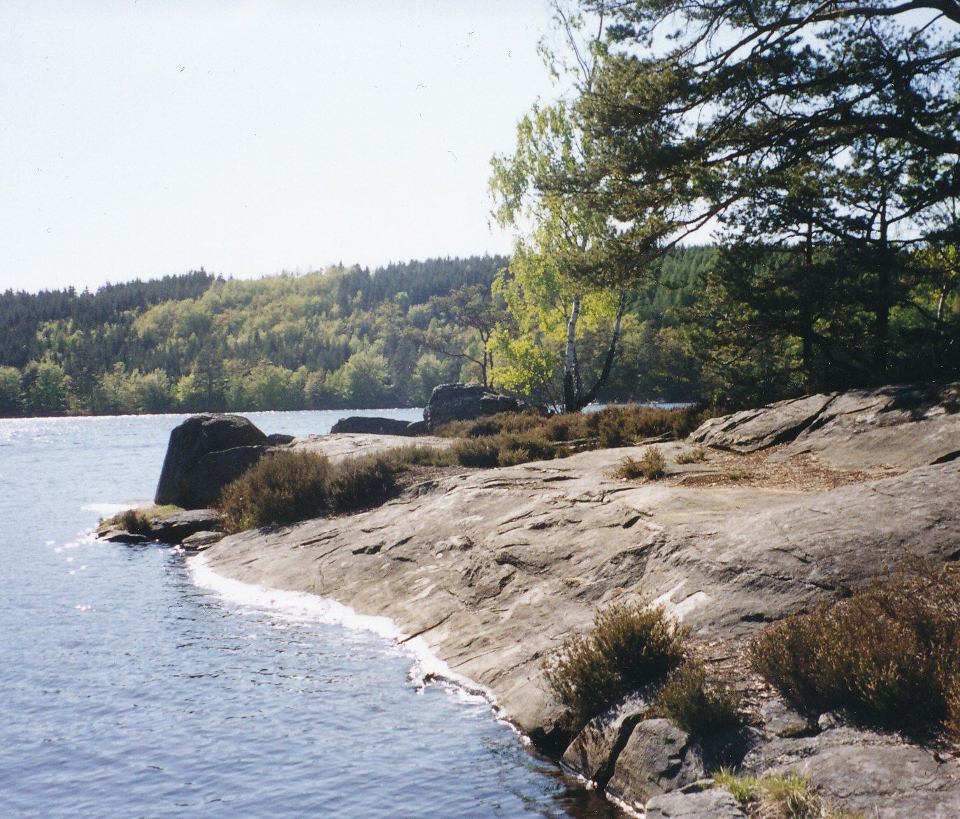 Alltidhult by the lake Raslången