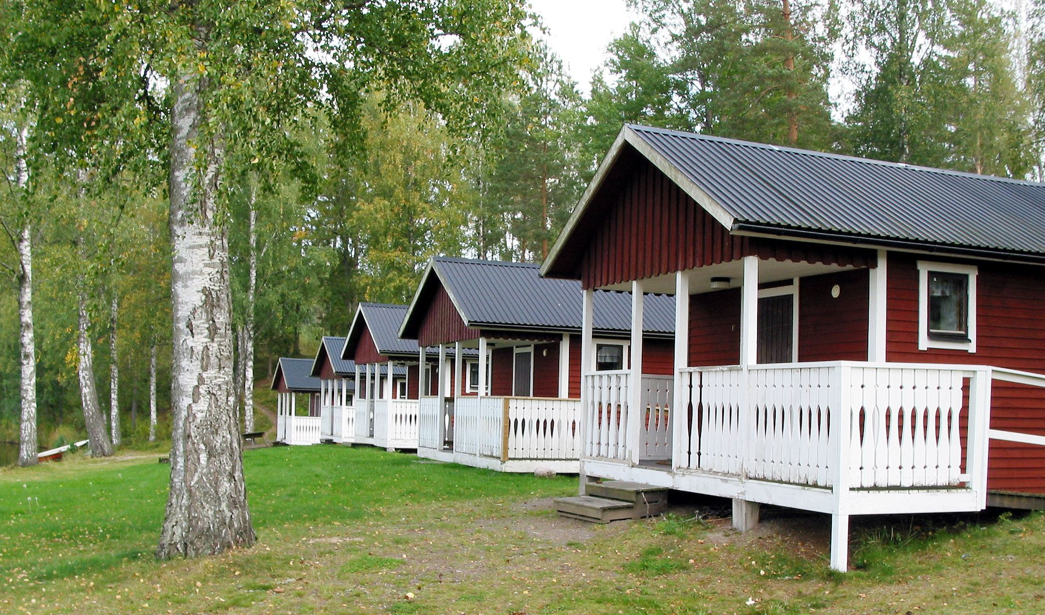 Degernäs Camping/Cottages