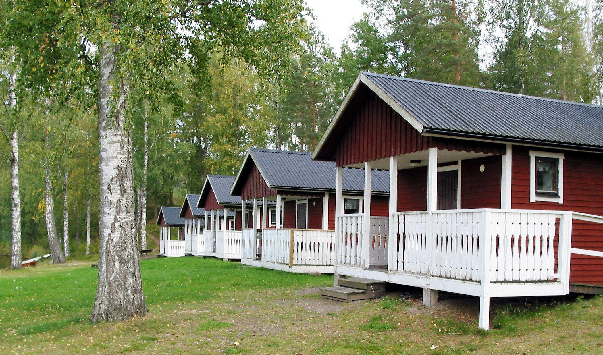 Degernäs Camping/Stugor