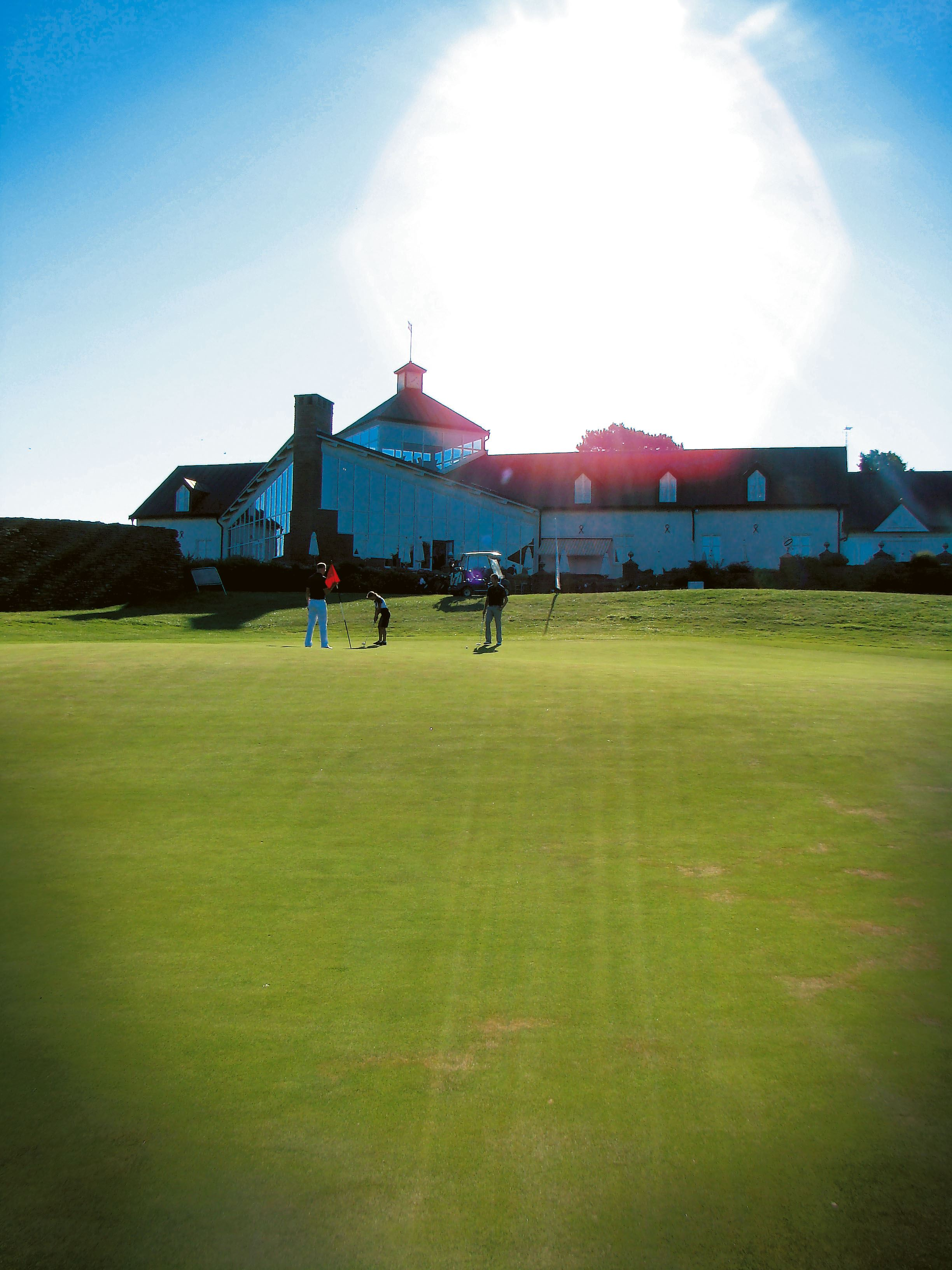 Ekerum Golf & Resort - Långe Jan