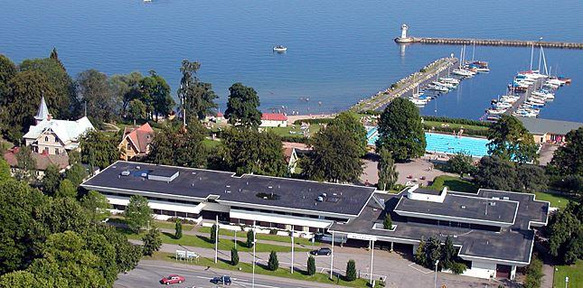 Hotel Bellevue i Hjo
