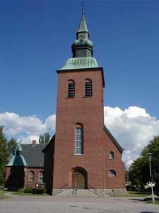 Kyrkor i Nybro kommun