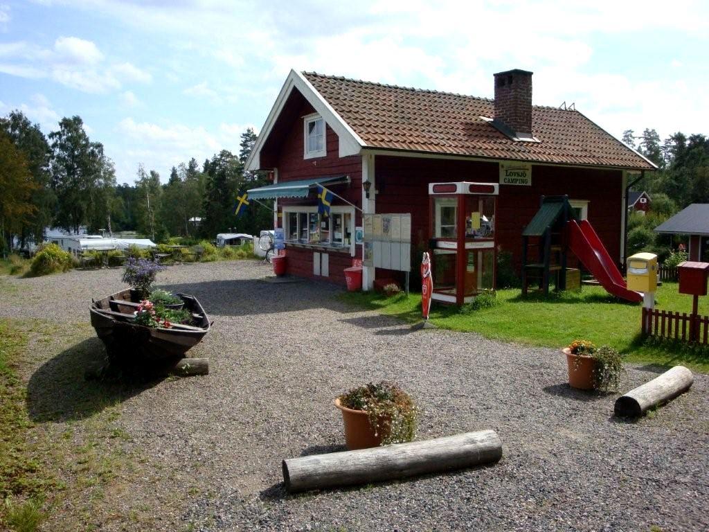 Lovsjöbadens Camping / Camping