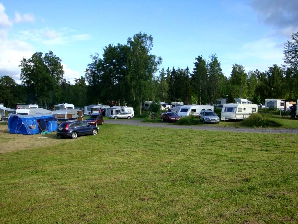 Lovsjöbadens Camping/Cottages