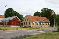 Peter yard. Jämshögs Assembly homes