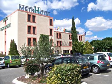 Metrhotel Basso Cambo