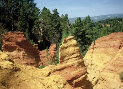 Excursion Le Meilleur de la Provence incluant Roussillon