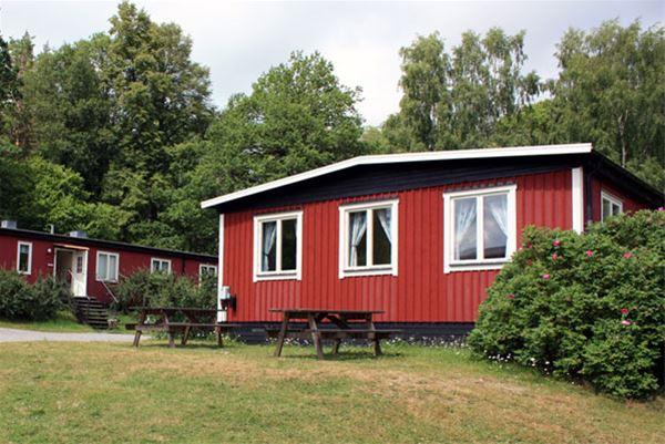 Stegeborgsgården / Hütten