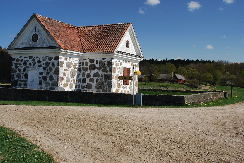 Tobias Delfin, Blistorps kapell
