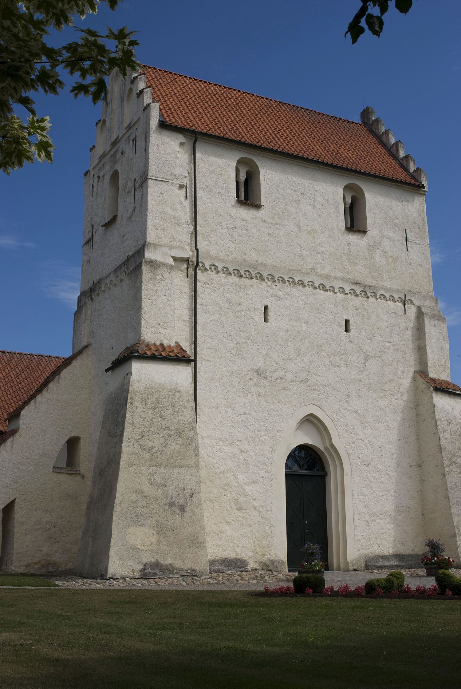 Tobias Delfin, Ivetofta kyrka