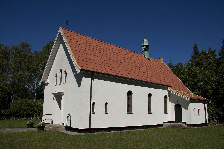 Tobias Delfin, S:t Petri - Catholic chuch