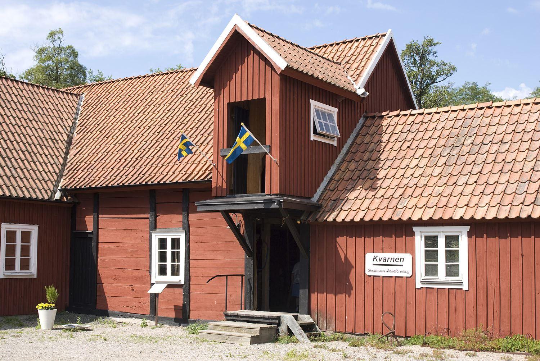 Tobias Delfin, Nymölla mill